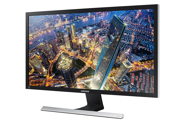 m² 2160 Monitor Lu28e590ds Negro Metálico 370cd Pixeles 28