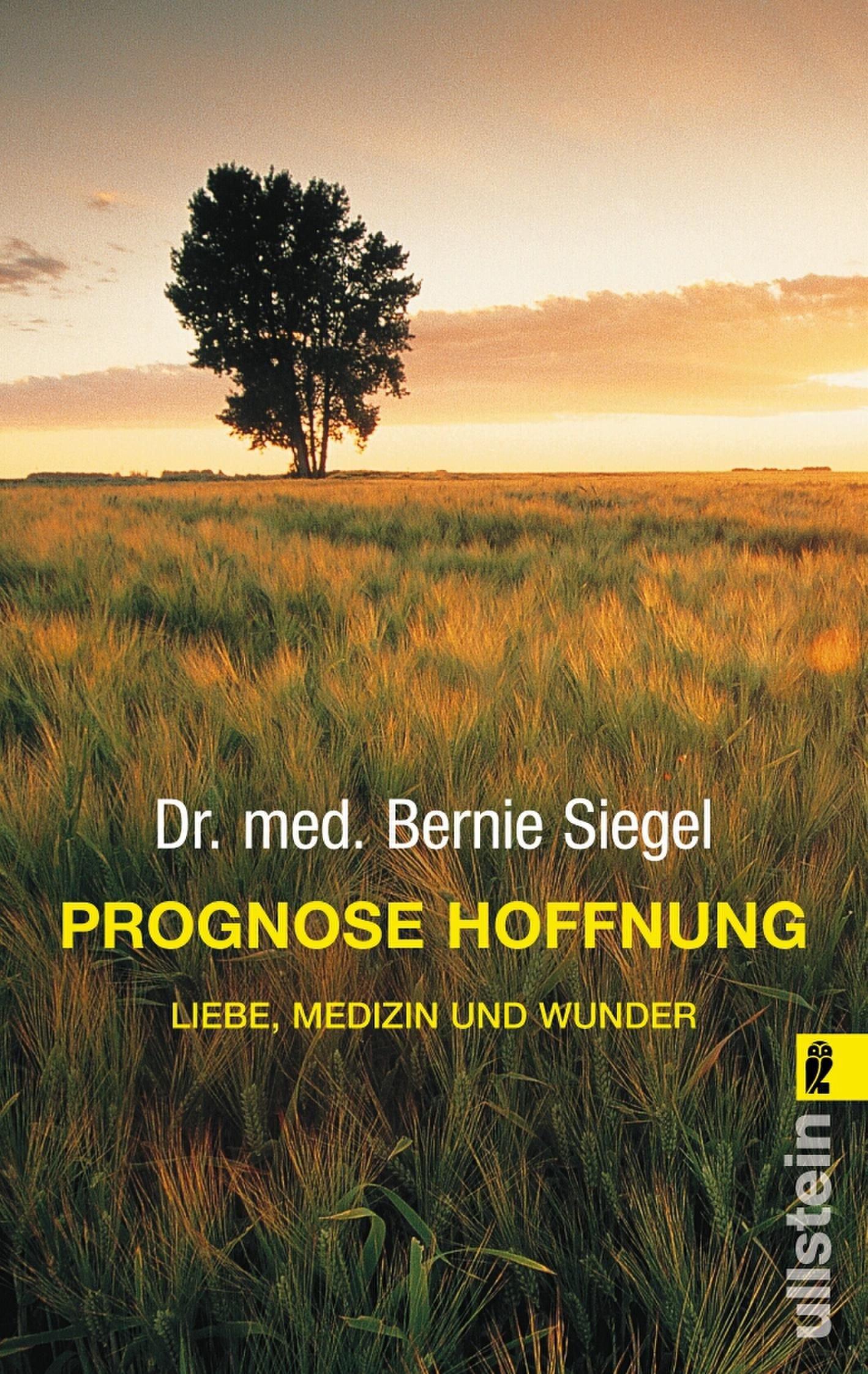 Prognose Hoffnung: Liebe, Medizin und Wunder