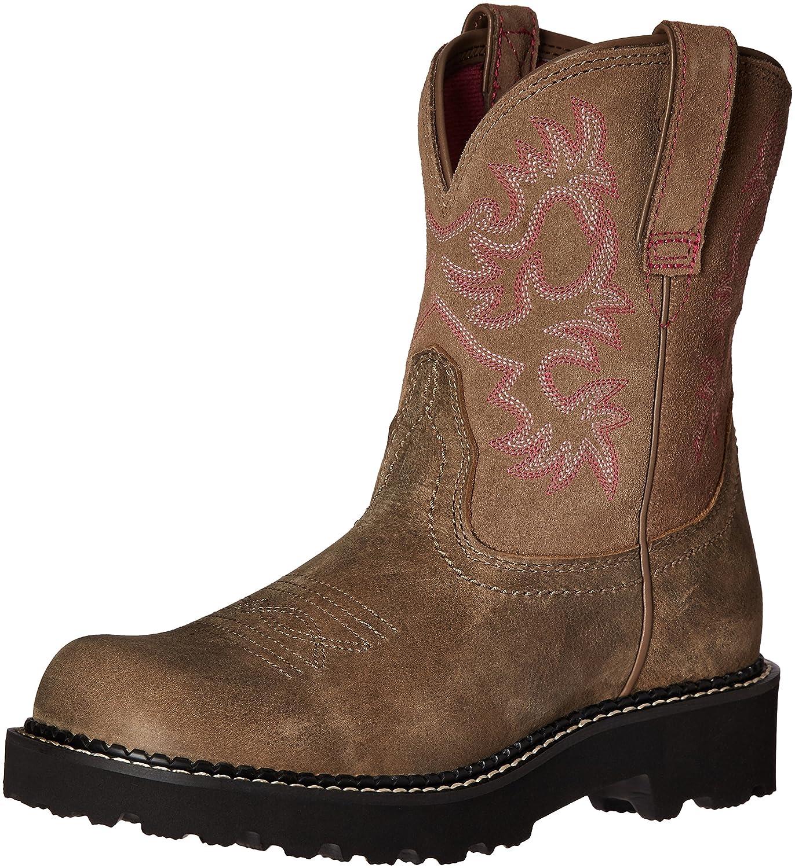 Ariat Women's Fatbaby Heritage Western Cowboy Boot B000BO3DV8 10 B(M) US Brown Bomber