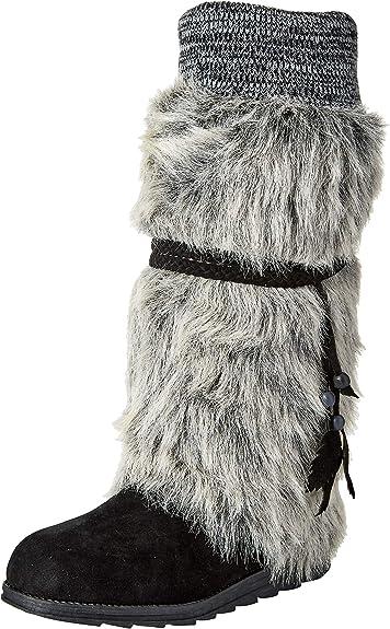 MUK LUKS Women's Leela Boots Knee High