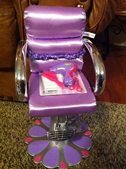 Beau Friends Boutique 18u0026quot; Doll Salon Chair