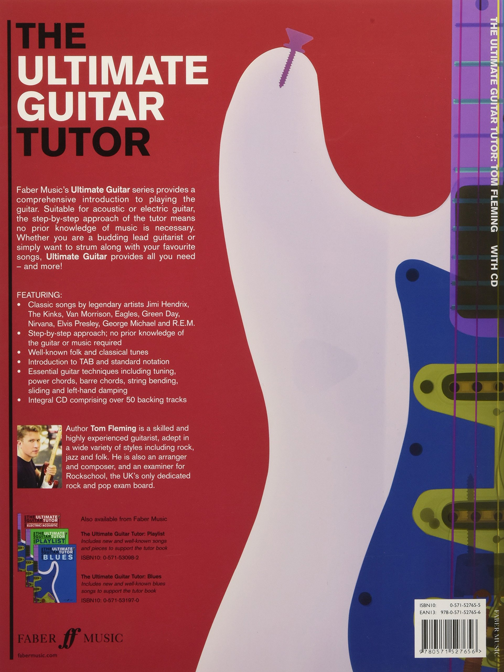 The Ultimate Guitar Tutor A Comprehensive Guide To Learning The
