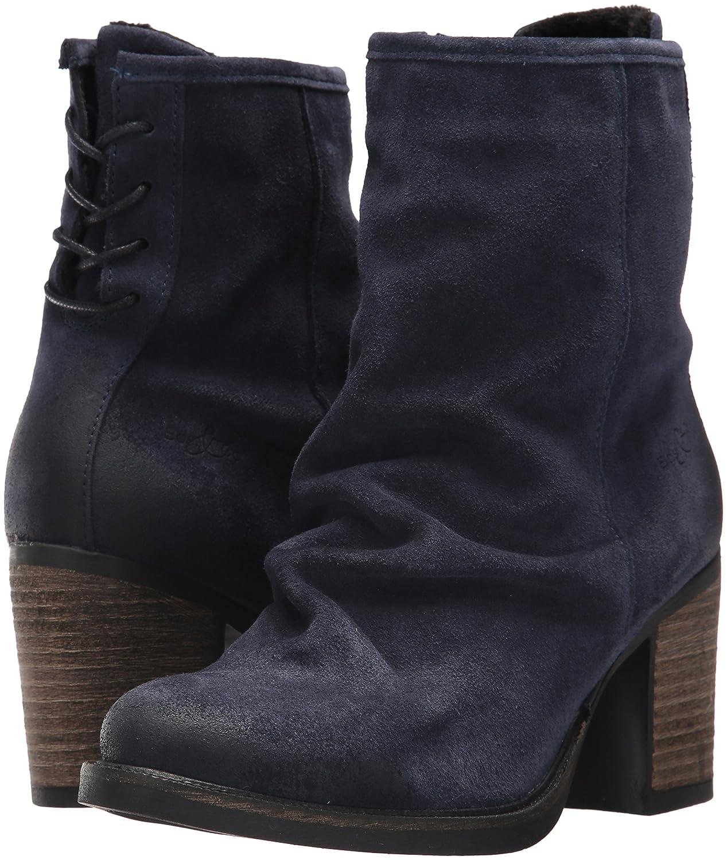 Bos. & Co. Women's Barlow Boot B06X9GDBD3 39 M EU (8-8.5 US)|Deep Blue Oil Suede