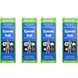 White Mountain Epsom Salt 2 Lb Containers (Pack of 4)