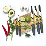 Sports Vault NFL Green Bay Packers Kitchen Knives