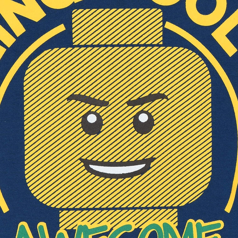 LEGO Mwa-Sweatshirt Ninjago Maglia di Tuta Bambino