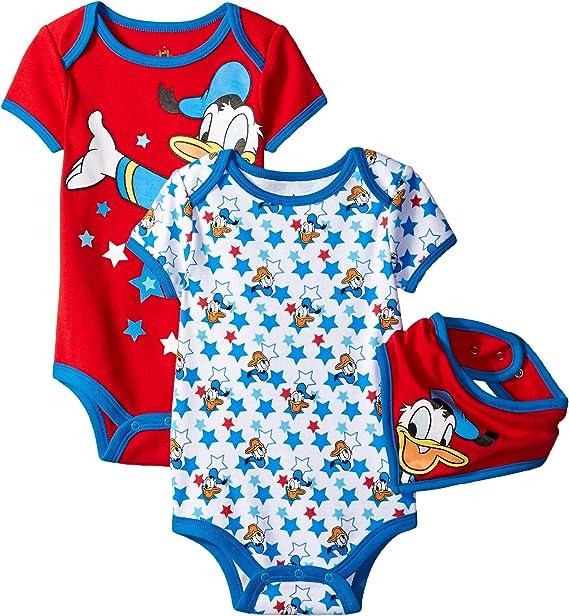 Amazon.com: Disney, traje de bebé con diseño de Mickey Mouse ...