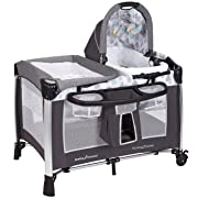 Baby Trend Go Lite ELX Nursery Center, Drip Drop Blue