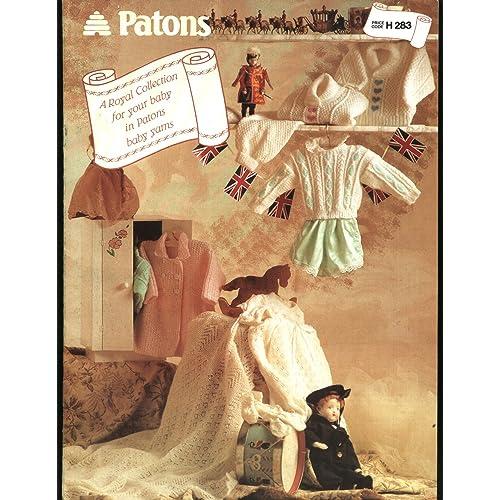 Patons Baby Knitting Patterns Amazon