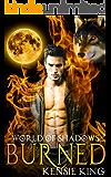 Burned: Paranormal Gay Romance (World of Shadows Book 1)