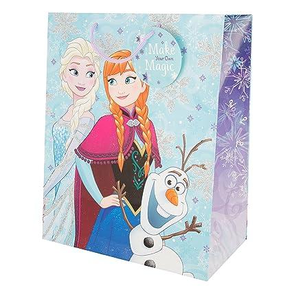 Hallmark Disney Frozen bolsa de regalo – Large