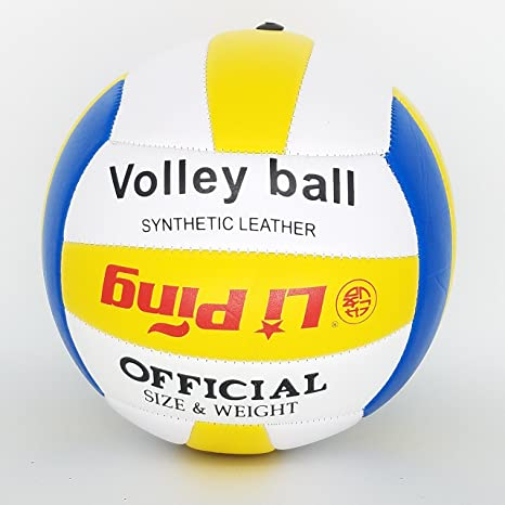 Voleibol tamaño de la bola – 4 Material de piel sintética, 18 ...