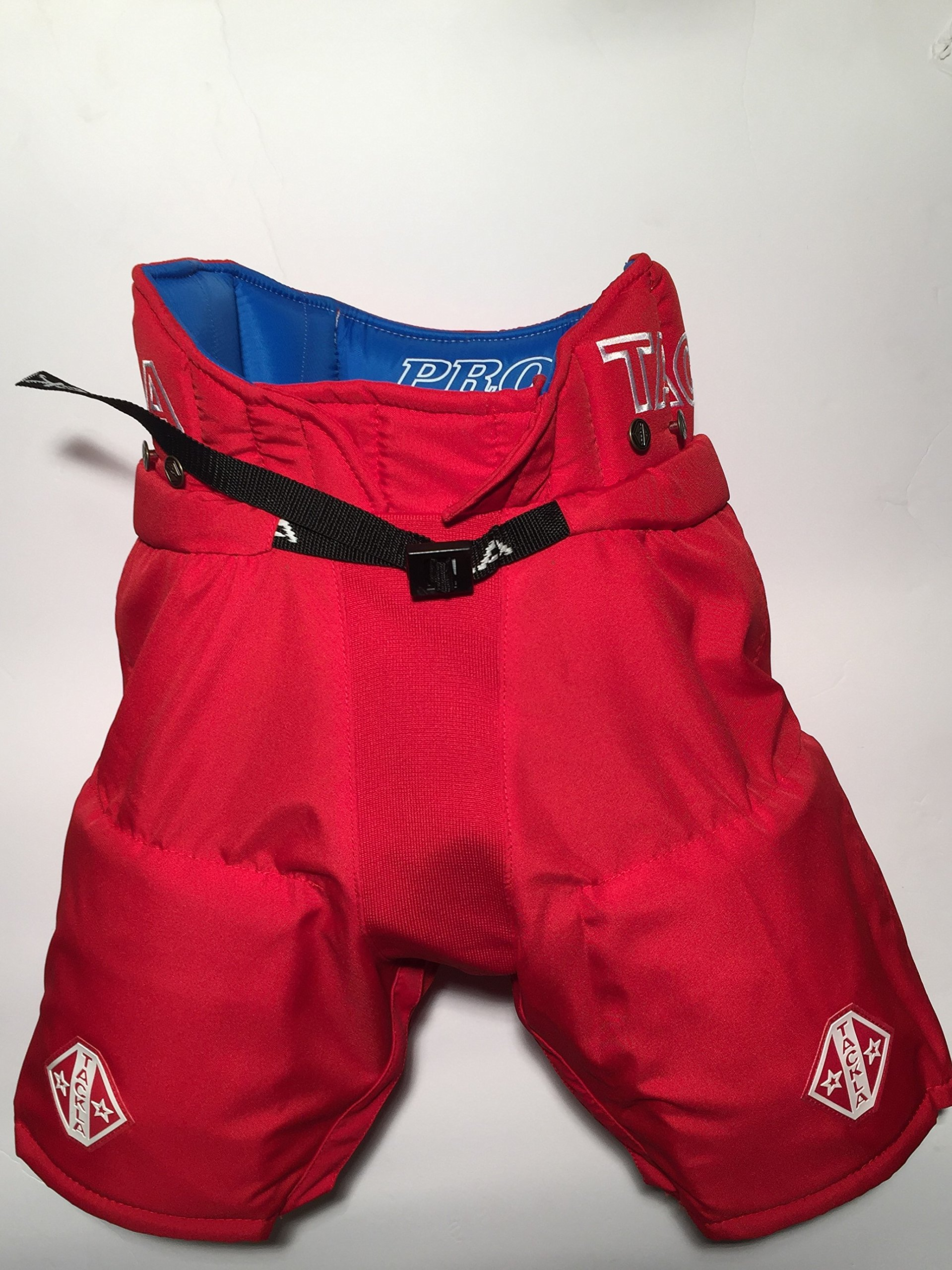 Tackla Hockey Pant Red Model 8800 Senior Medium, 50