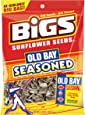 BIGS Sunflower Seeds, Old Bay Catch of the Day, 5.35 Ounce (Pack of 12)