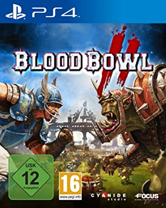 Blood Bowl 2 Ps4 Playstation 4 Amazonde Games