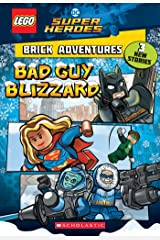 Bad Guy Blizzard (LEGO DC Comics Super Heroes: Brick Adventures) (LEGO DC Super Heroes Book 1) Kindle Edition
