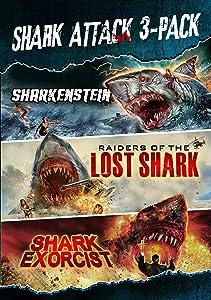 Shark Attack 3-Pack