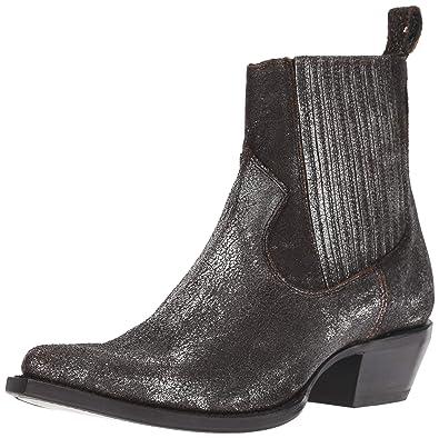 4ddd54b89bd Amazon.com  FRYE Women s Sacha Chelsea Western Boot  Shoes