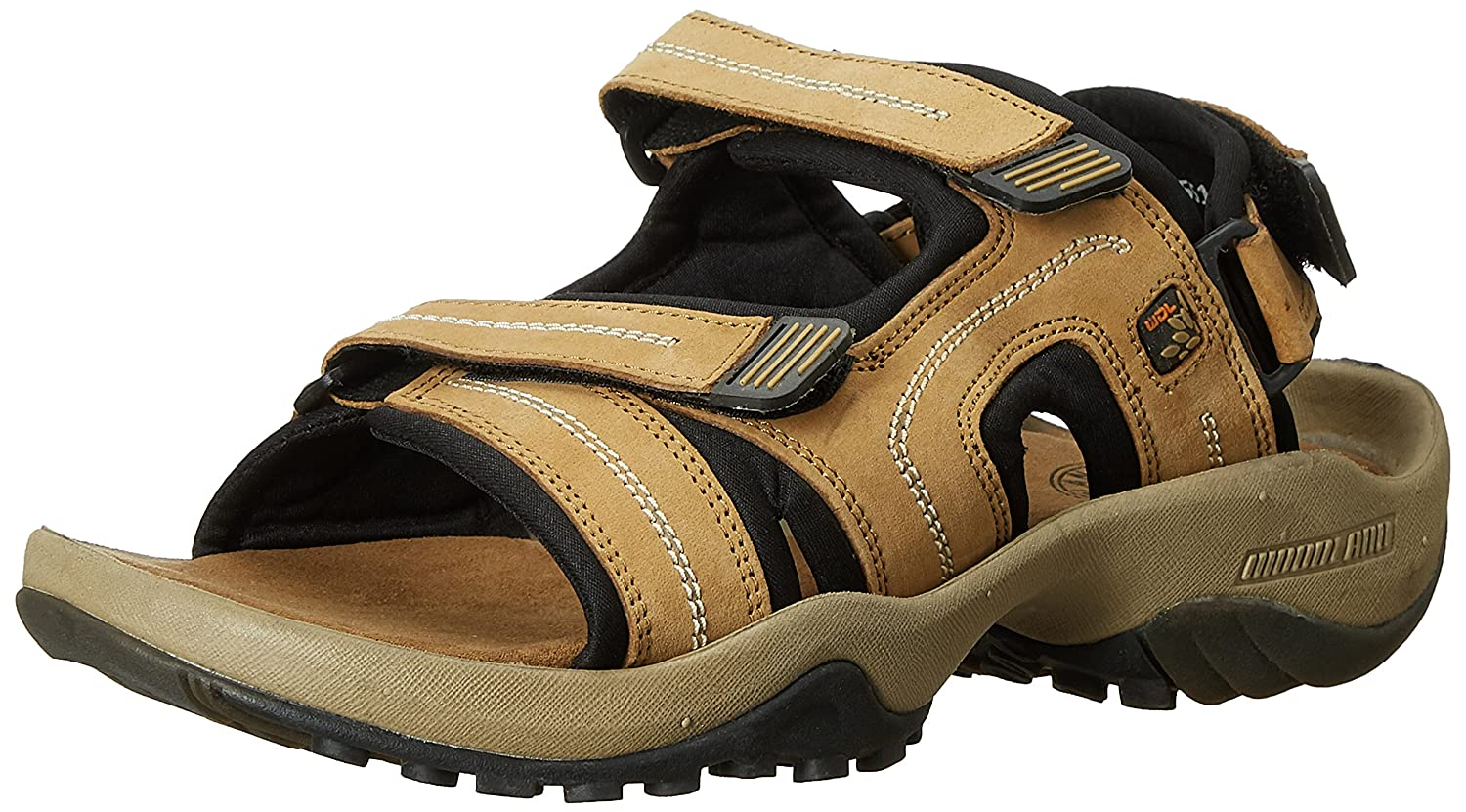 Woodland Men's Leather Sandals and