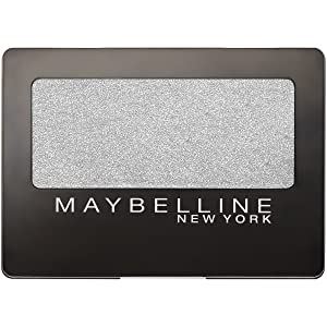 Maybelline New York Expert Wear Eyeshadow, NY Silver, 0.08 oz.