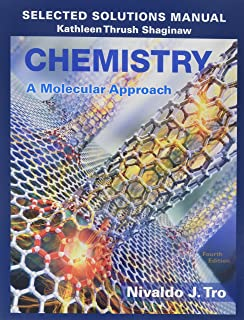 Laboratory manual for chemistry a molecular approach 4th edition selected solutions manual for chemistry a molecular approach fandeluxe Gallery
