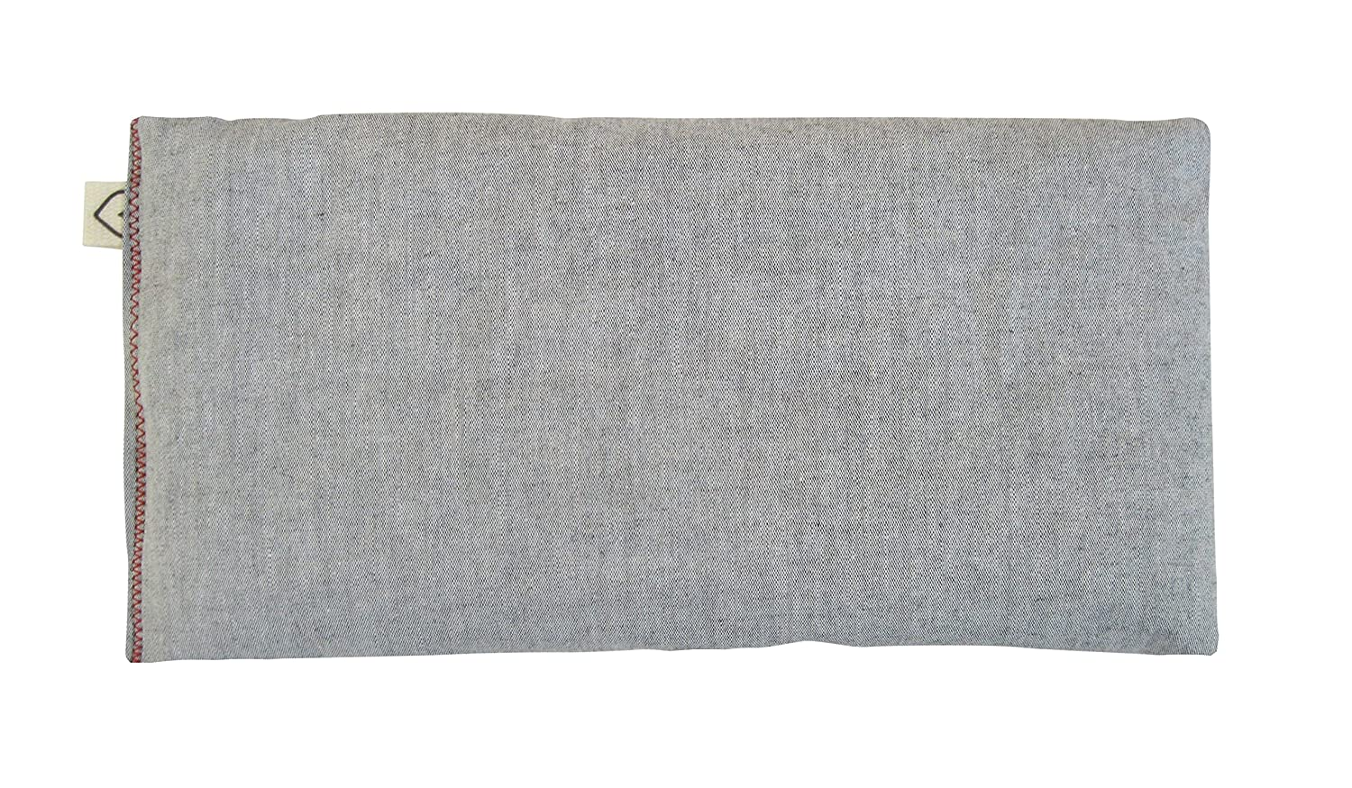 Yoga//Therapy Microwavable Hot//Cold TEPV-MP Unscented Colorful Crushed Velvet Majestic Purple Flax Seed Filled Eye Pillow Handmade by Candi Andi