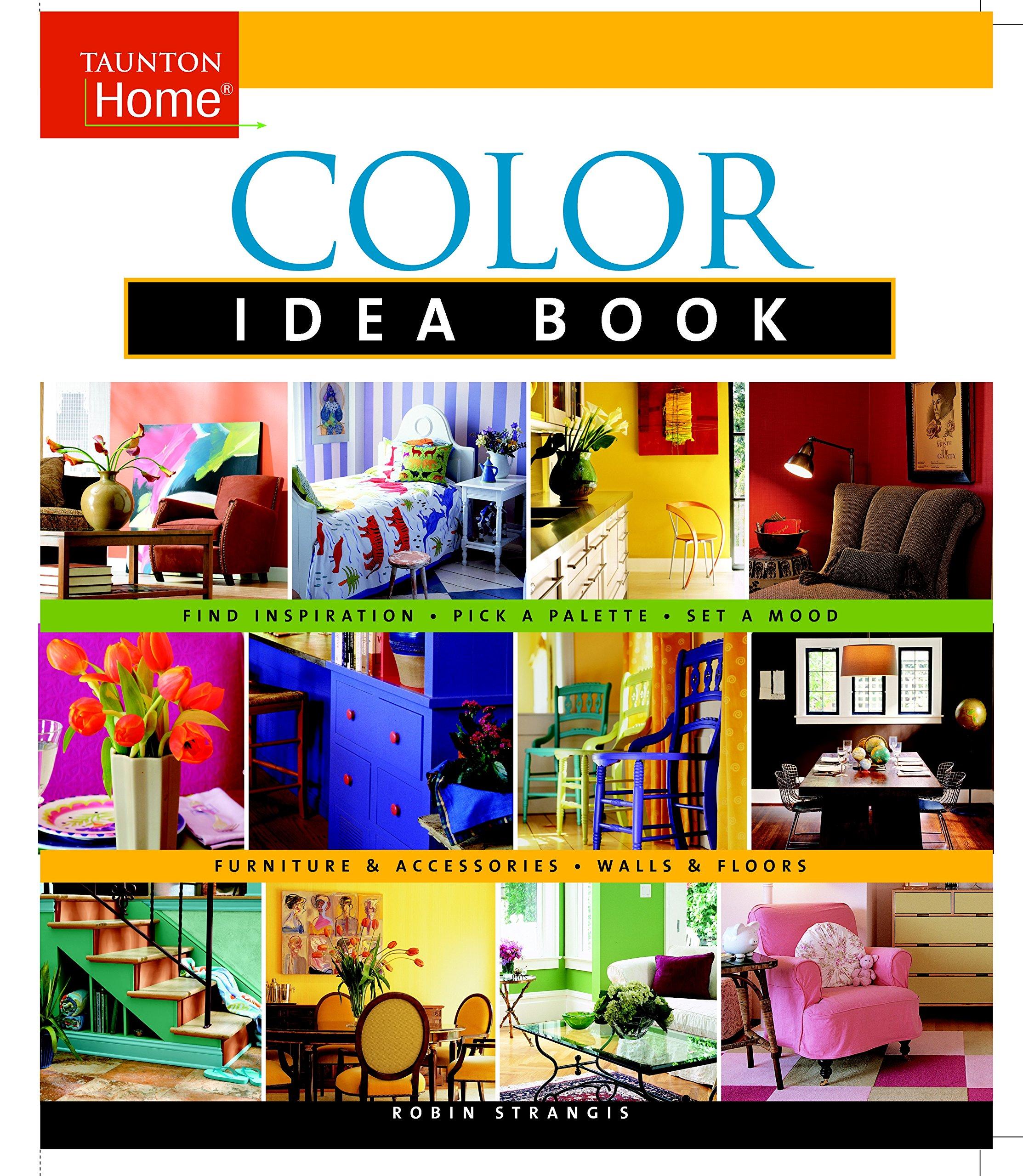 Read Online Color Idea Book (Taunton Home Idea Books) pdf