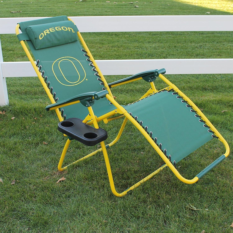 Amazon College Covers Oregon Ducks Zero Gravity Chair