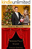 Scrooge Falls in Love (Typecast Christmas Book 1)
