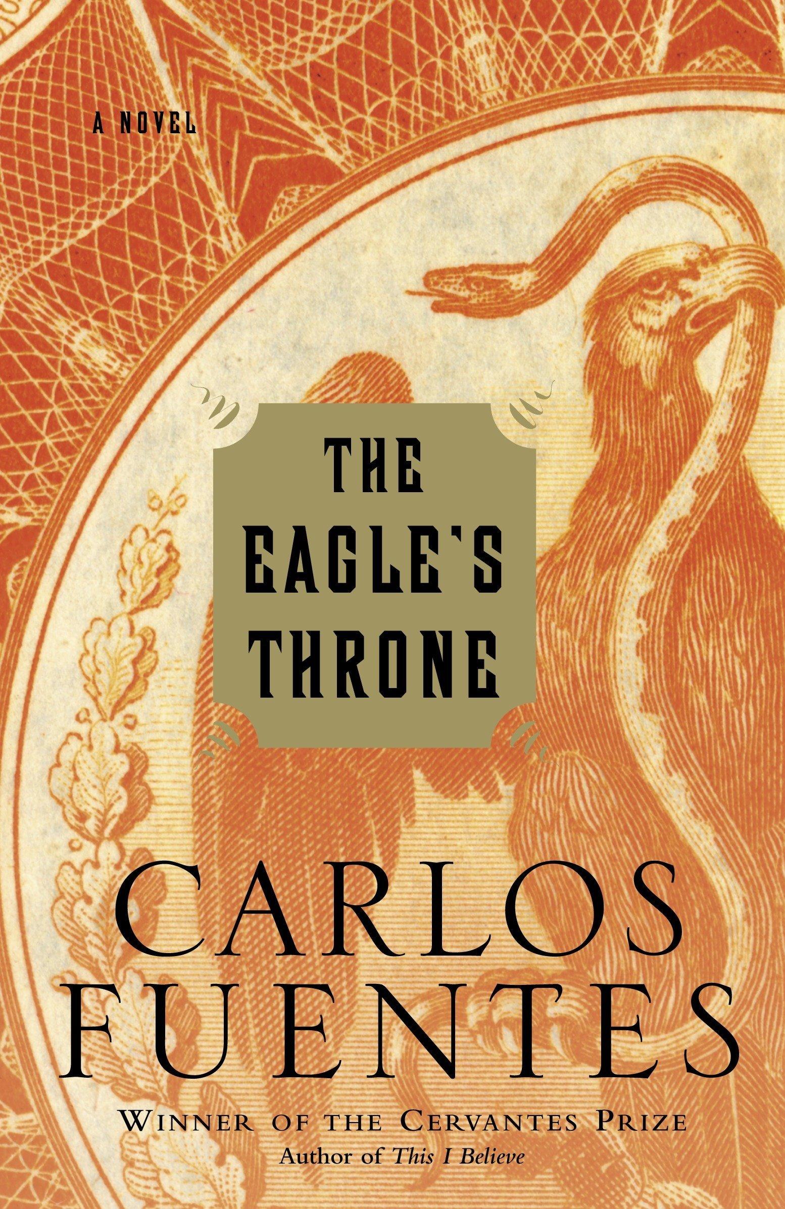 Read Online The Eagle's Throne: A Novel pdf epub