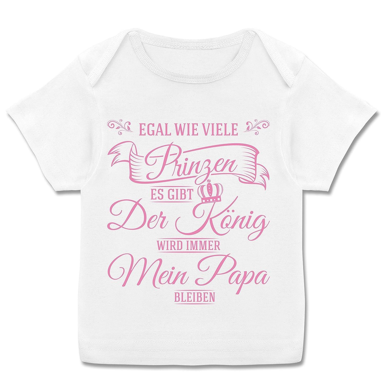 Spruche Baby Cool Like Daddy Kurzarm Baby Shirt Fur Jungen Und