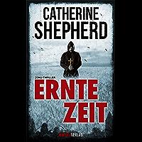 Erntezeit (Zons-Thriller 2) (German Edition)