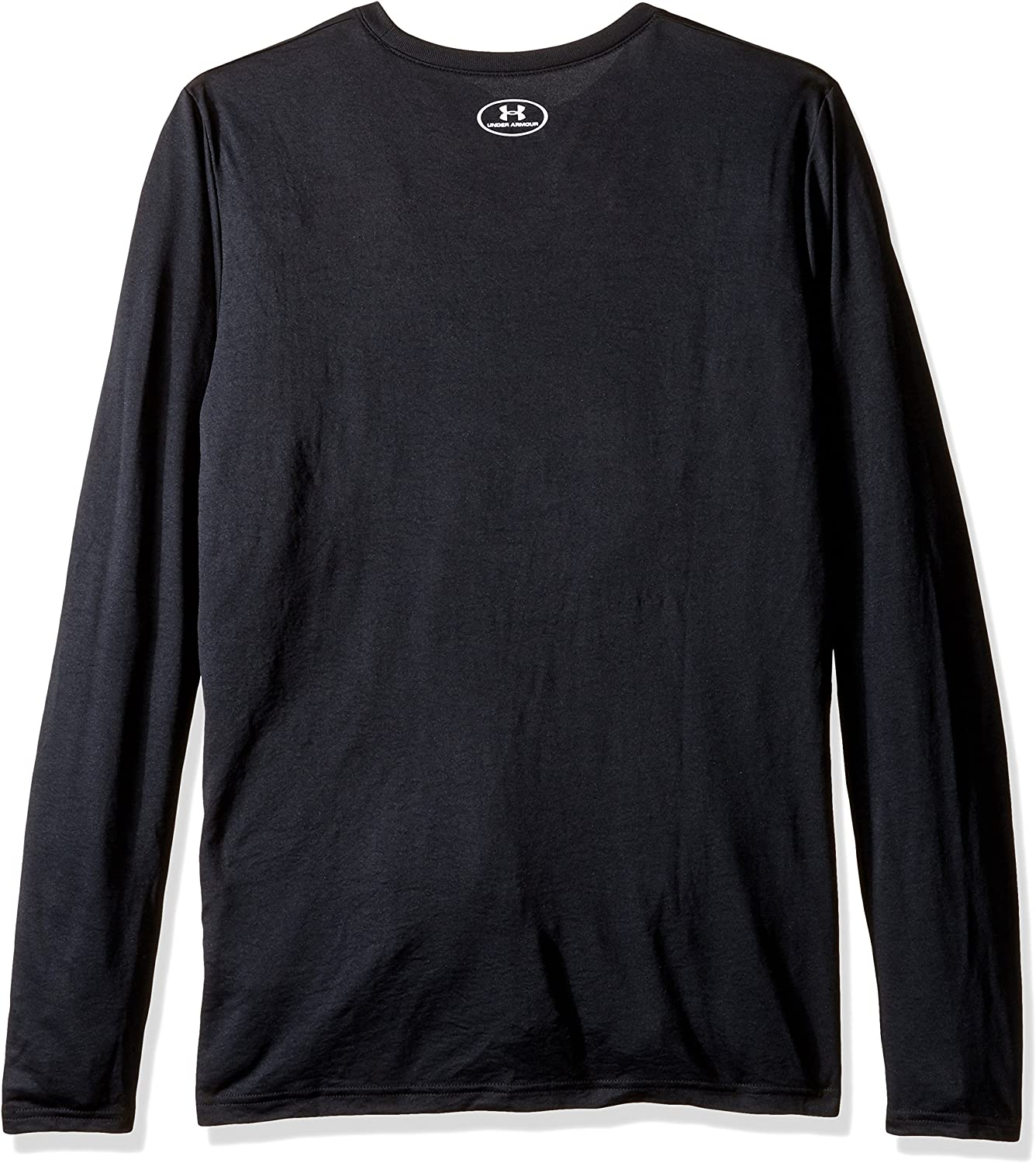 Under Armour Boys Break Through Logo Long Sleeve T-Shirt