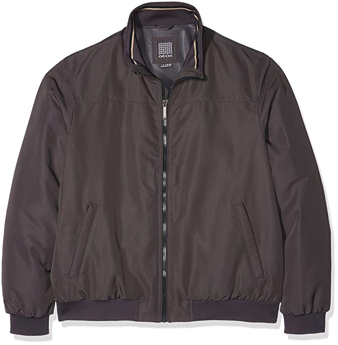 Geox Man Jacket, Chaqueta para Hombre, Titanium F1069, 58 ...