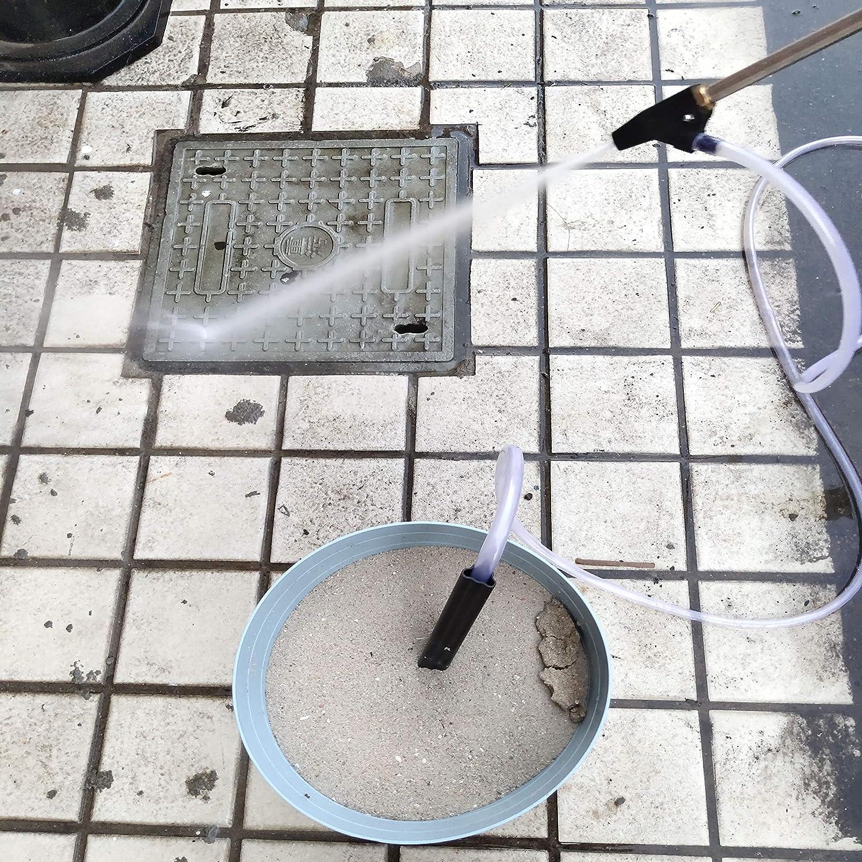 Hochdruckreiniger Sandstrahlen: Das Sandstrahlen mit einem Hochdruckreiniger