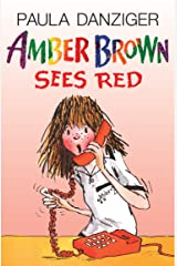Amber Brown Sees Red Kindle Edition