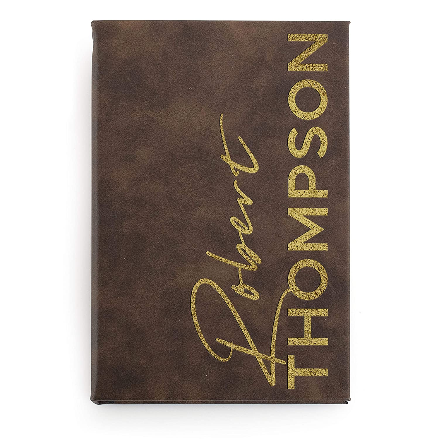Mens Personal Journal Customized Notebooks For Women Personalized Gift Author Writers Students Graduation Teachers Appreciation Cool Birthday Gifts