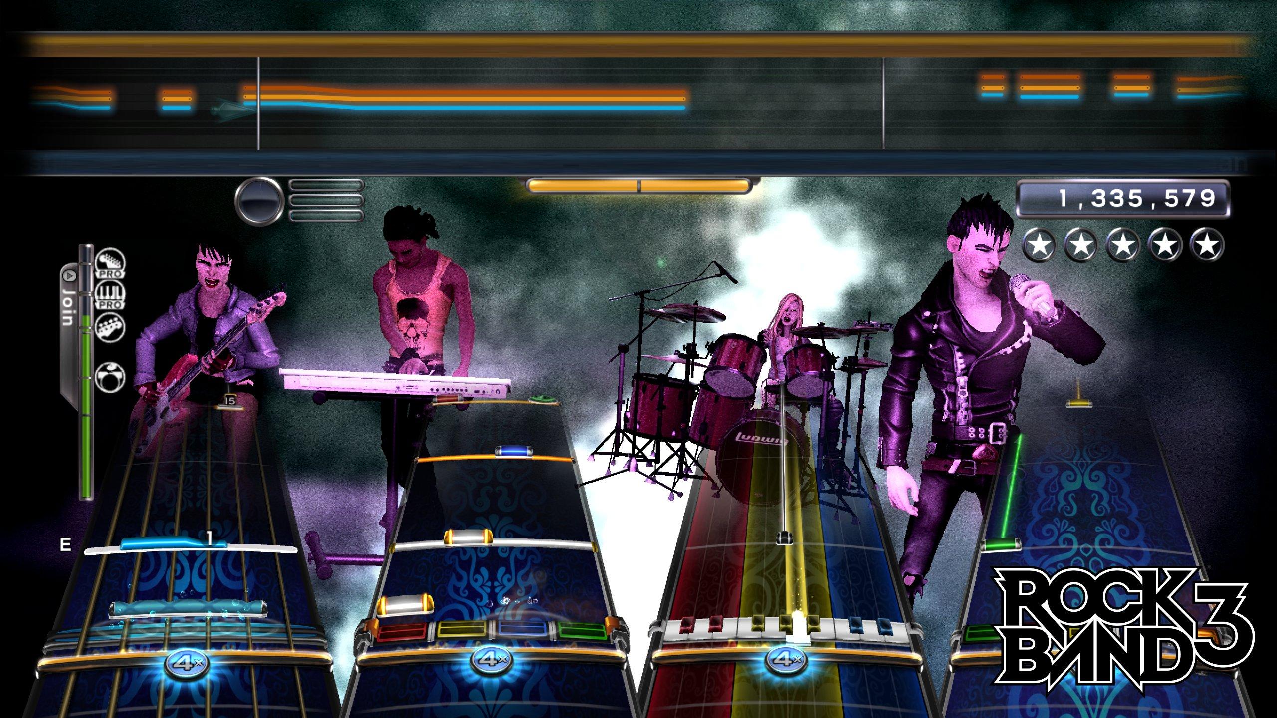 Rock Band 3 by Electronic Arts (Image #6)