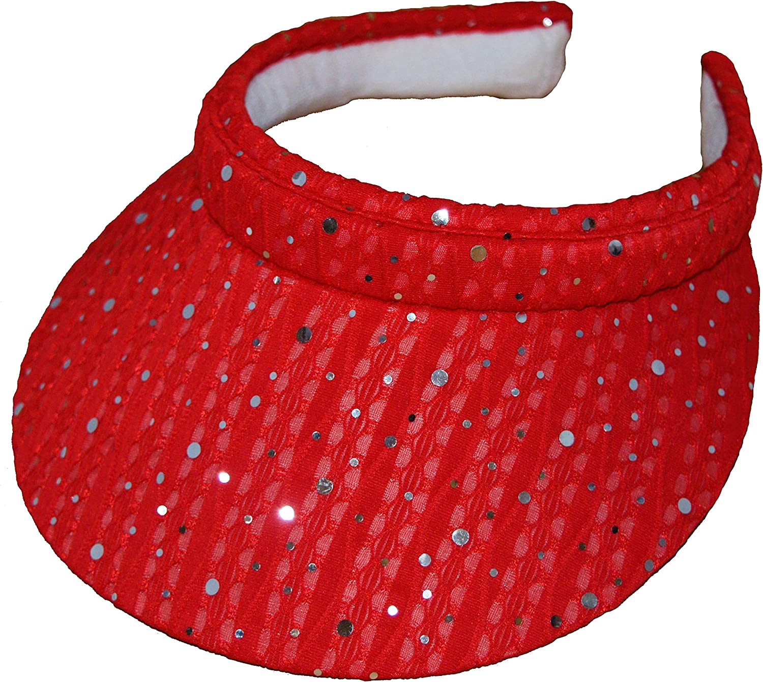 Style 634 Sparkle Clip-on Visors