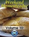 Weekend Homesteader: January