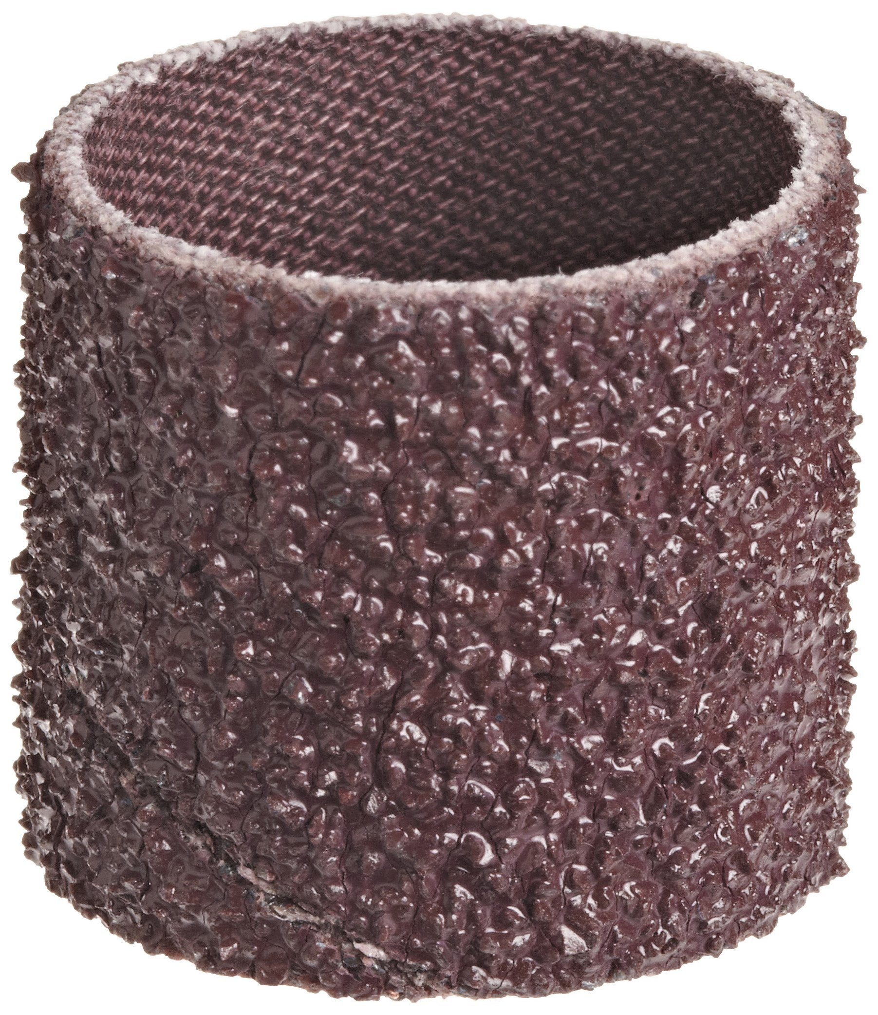 3M (TM) Cloth Band 341D, 1'' Diameter x 1'' Width, 36 Grit, Brown (Pack of 100)