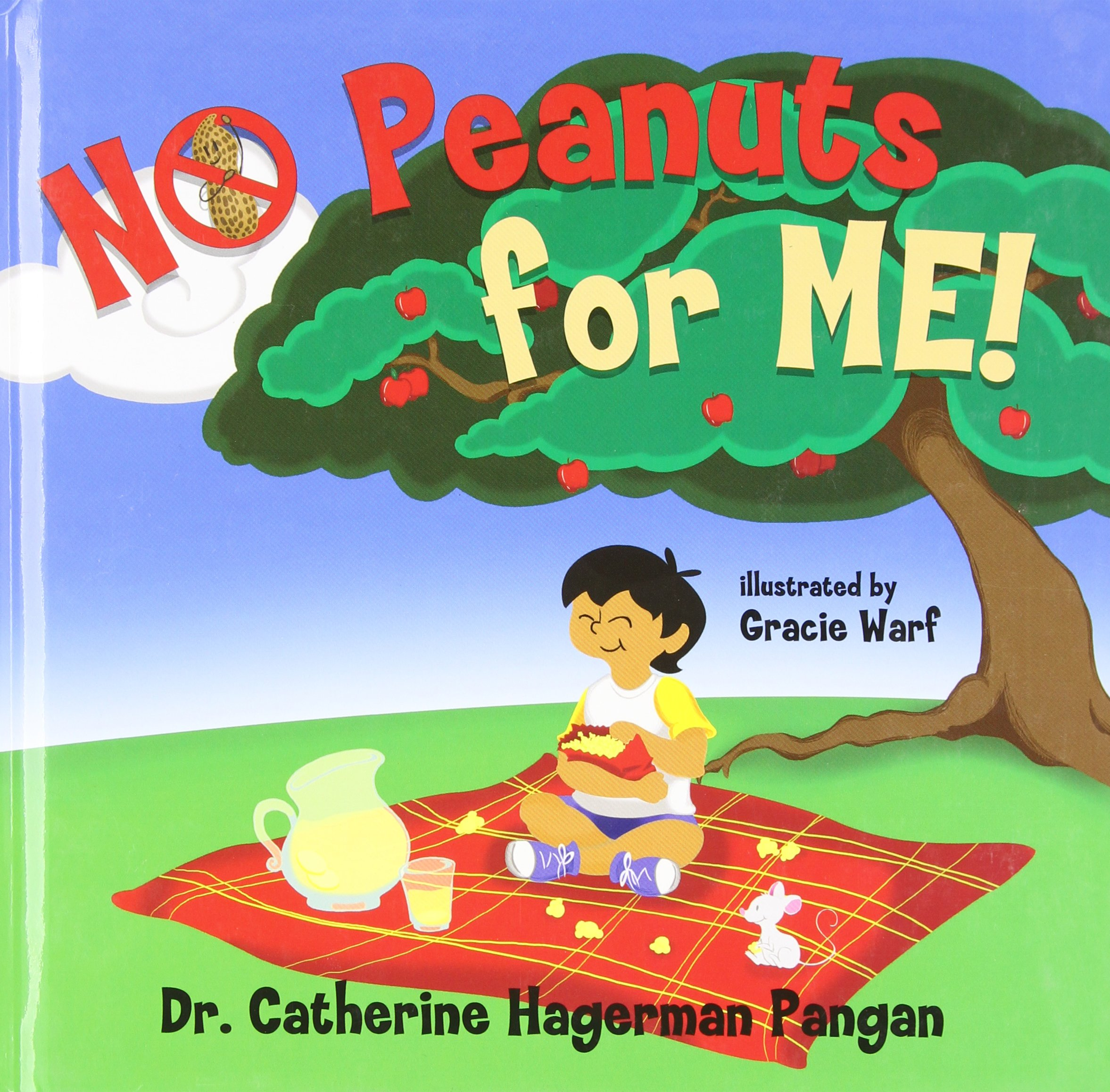 No Peanuts for Me! pdf epub