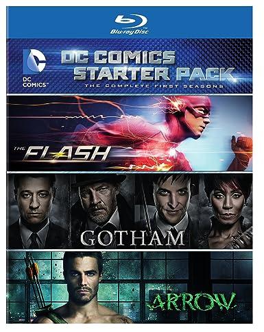 Dc Starter Pack Flash/Arrow/Gotham Seasons 1 Edizione: Stati Uniti ...