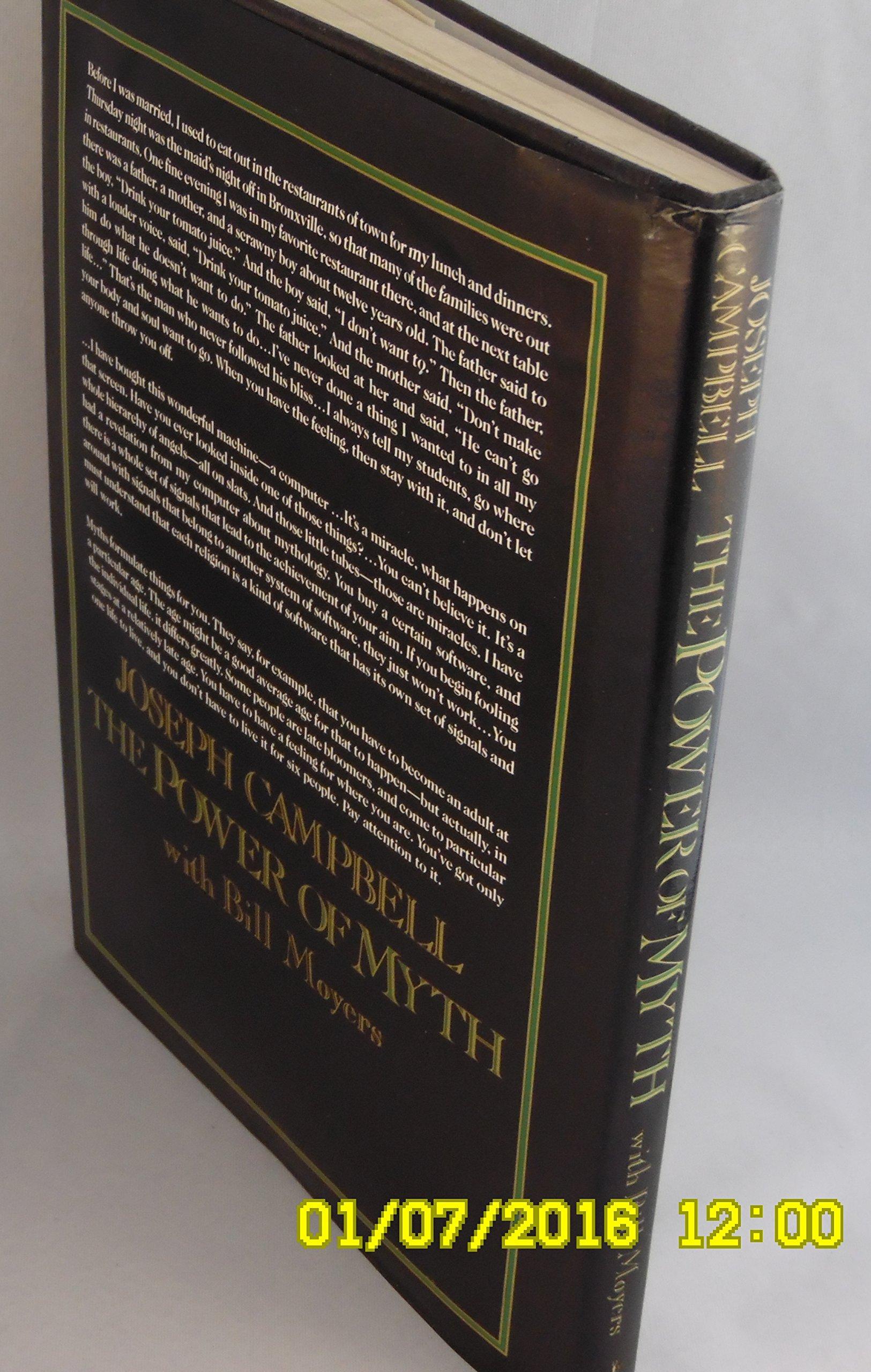 The Power of Myth: Amazon.es: Joseph Campbell, Bill D. Moyers: Libros en idiomas extranjeros