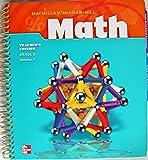 MacMillan/McGraw-Hill Math Teacher's Edition Grade 5 Volume 2 (Spiral-bound)