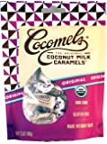 Original Cocomels Coconut Milk Caramels - Organic - Made Without Dairy - Kosher - GMO Free - Original 1 Pack