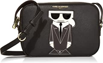 Karl Lagerfeld Paris Maybelle Camera Crossbody