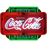 Neonetics 5CCPRF Coca-Cola Pause Refresh Neon Sign