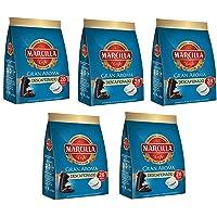 Marcilla monodosis GRAN AROMA DESCAFEINADO - [Pack de 5]