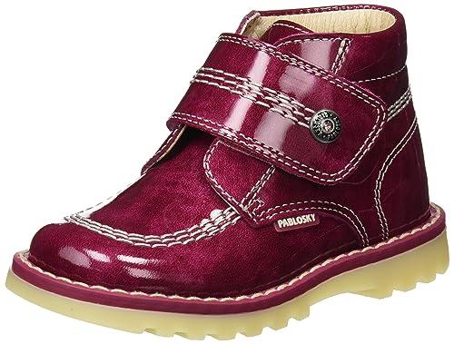 Pablosky 448379, Botines para Niñas, (Rosa), 29 EU: Amazon.es: Zapatos y complementos